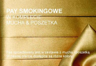 PASY SMOKINGOWE